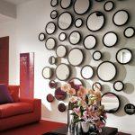 Duvar Dekorasyonunda Ayna Kullanımı