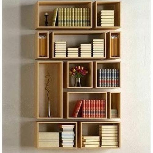 Dekoratif Kitaplık