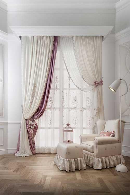 Fransız Balkon Perdesi