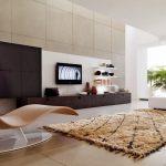 modern salonda halı kullanımı püf noktaları