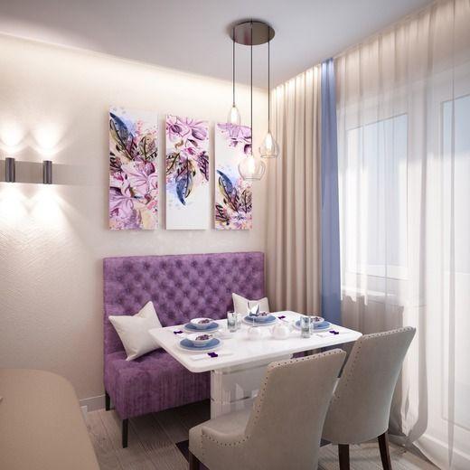 salonda yemek odası alternatifi