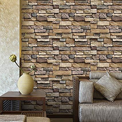 Taş Duvar Dekorasyonu Örnekleri