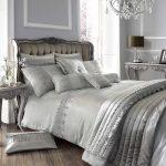 gri yatak odası,