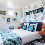 iskandinav yatak odası dekoru