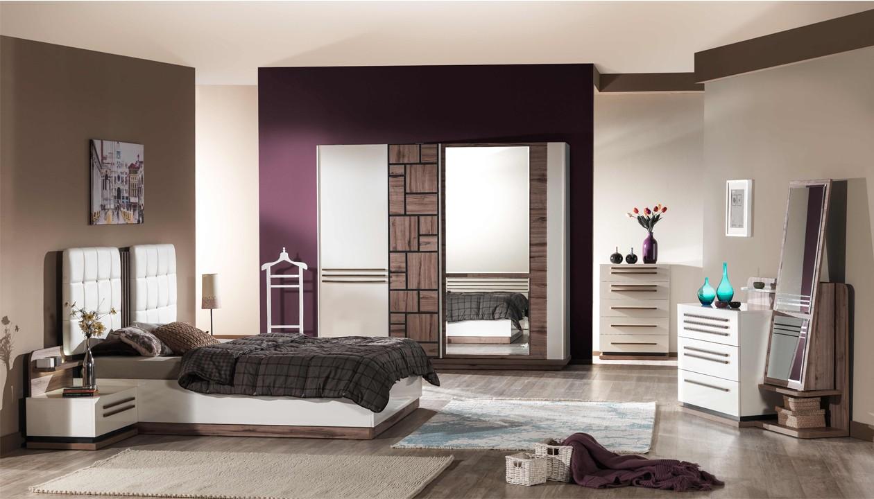 Her Tarza Uygun İpek Mobilya Yatak Odası Modelleri