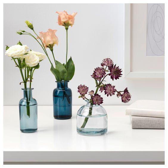 vazo çiçeklerinin ömürlü olması
