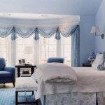 yatak odası perde modelleri 2019