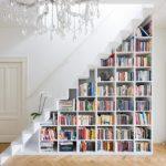 Merdiven Altına Kitaplık Fikirleri