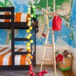 Renkli Çocuk Odası Fikirleri