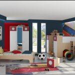 erkek çocuk odası dizaynı,