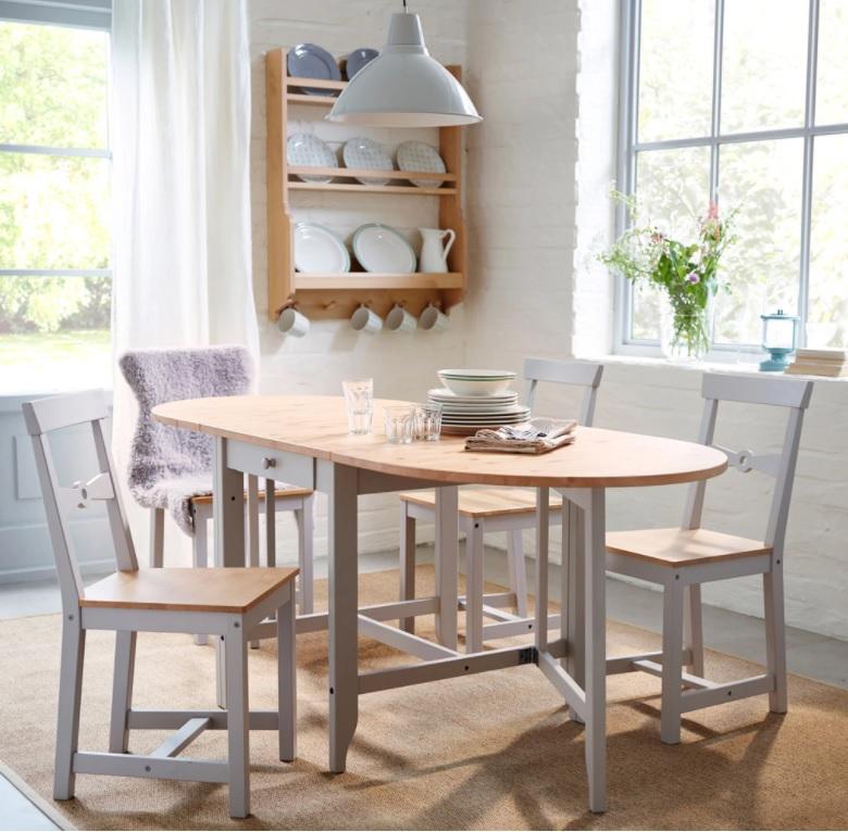 Katlanabilir Mutfak Masası