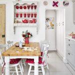 Kırmızı Mutfak Aksesuarları