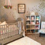 küçük bebek odası dekorasyonu incelikleri