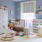 küçük bebek odası dekorasyo