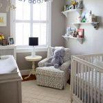 küçük bebek odası dekorasyonları,