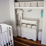 Beyaz Bebek Odası Dekorasyonu Örnekleri