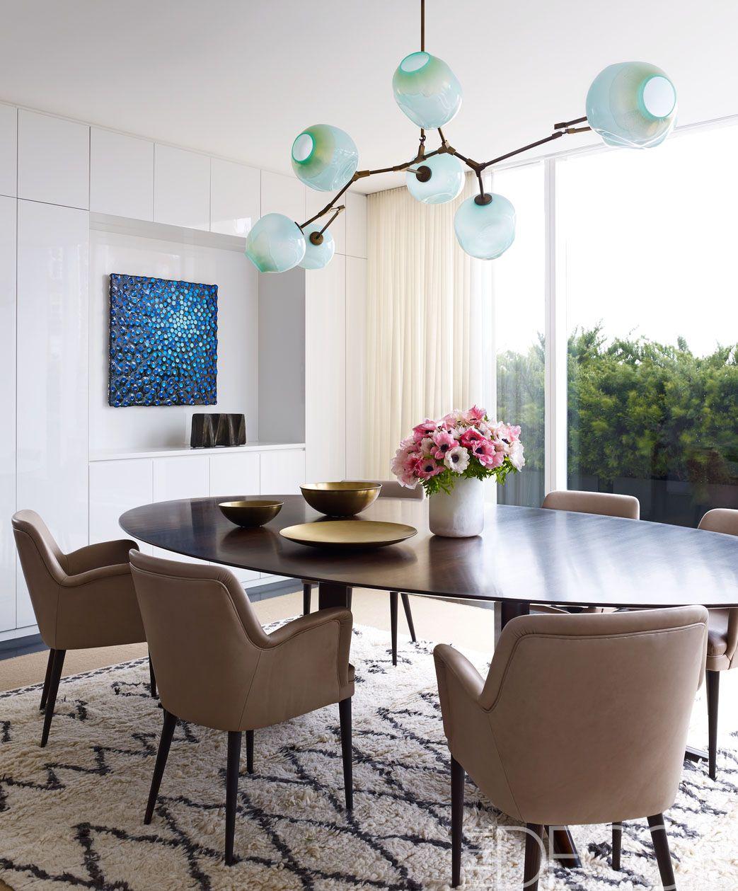 Oval Yemek Masası