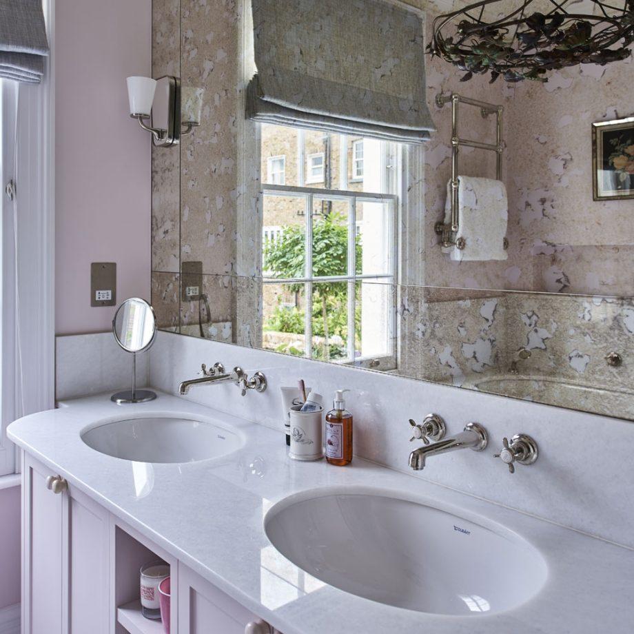 Banyoda Ayna Kullanımı