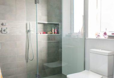 Banyoda Cam Duşakabin Kullanımı
