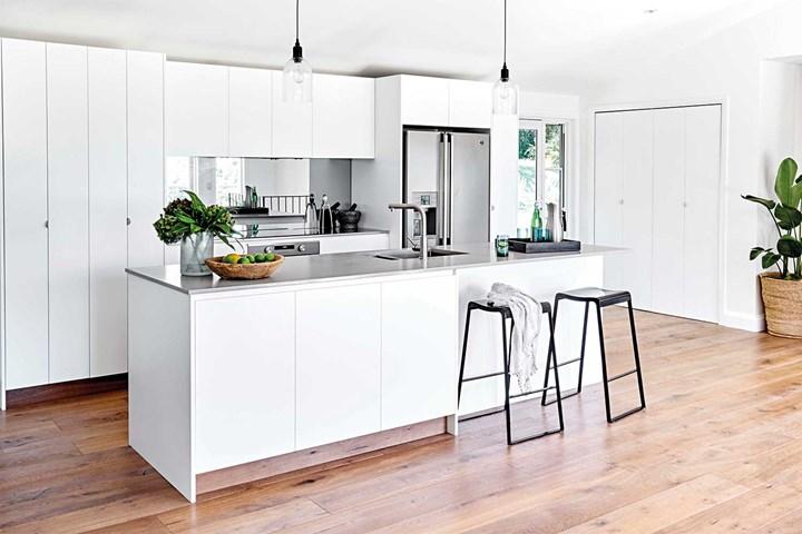 Beyaz Mutfak Örnekleri
