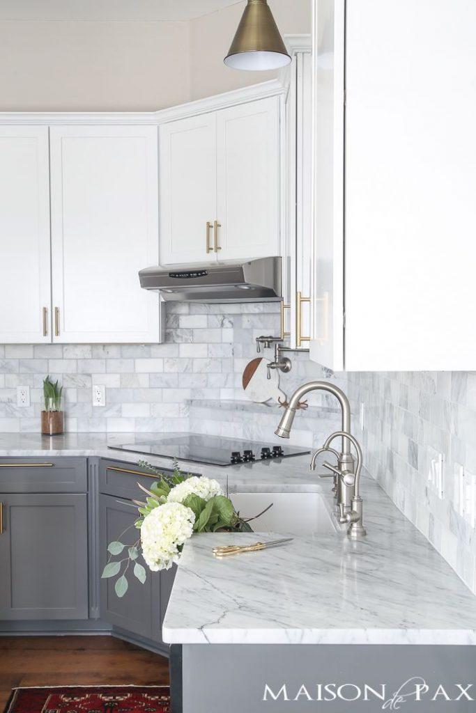 Mutfağın geometrik yapısına mutlaka dikkat edilmelidir.