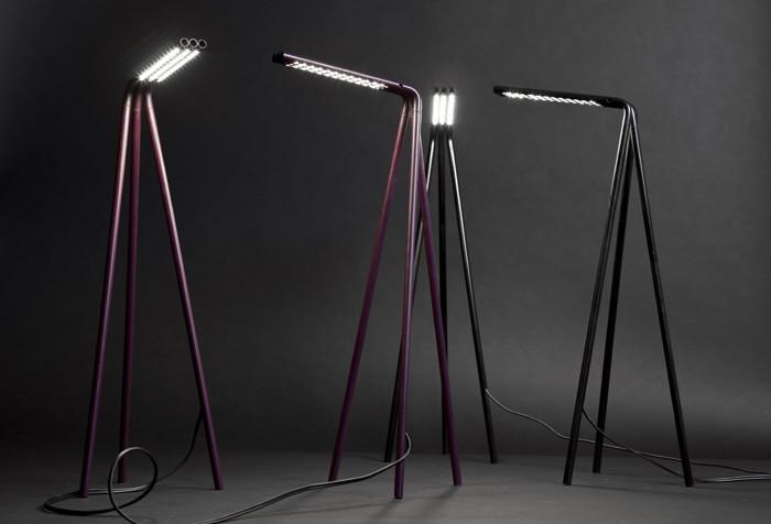 Dekoratif Salon Abajur Modelleri ve Detayları