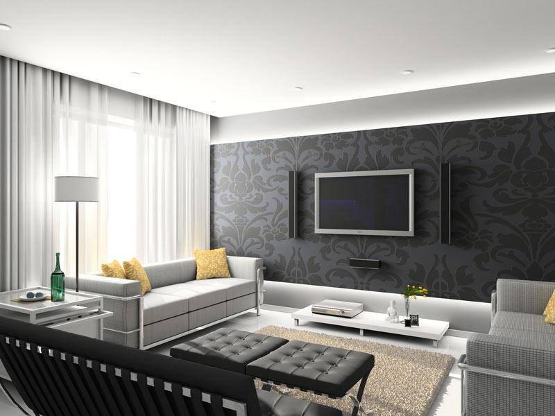 Tv Arkası Duvar Kağıdı Nasıl Olmalı?