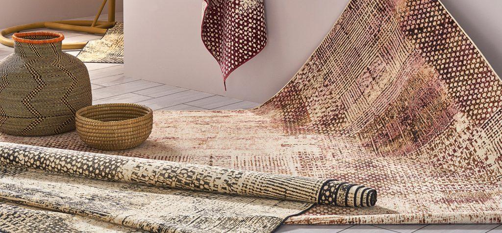 soho patchwork halı enza home