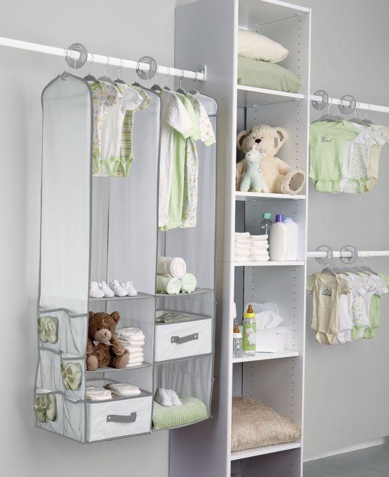 Bebek Odası Dolabı Nasıl Olmalı, Nasıl Düzenlenmeli?