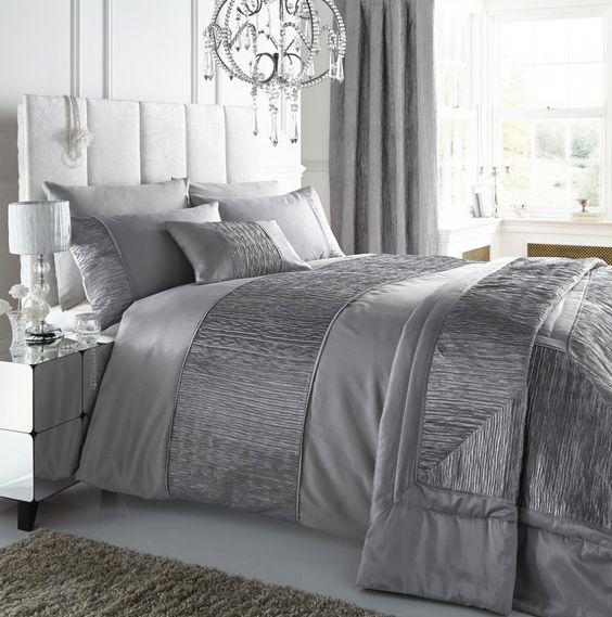 Gri Yatak Odası İle Mükemmeli Yakalayın