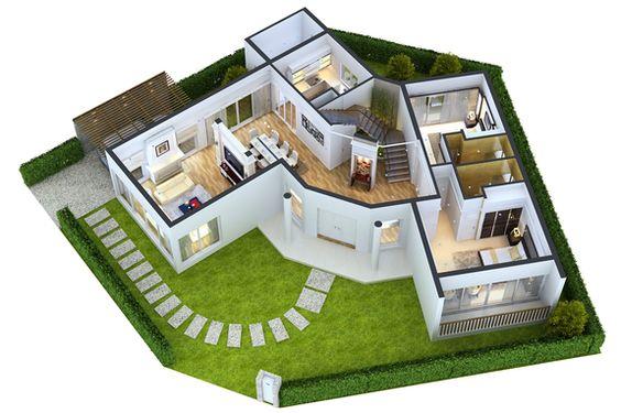 Kullanışlı Ev Modelleri İle Konforunuzu Artırın
