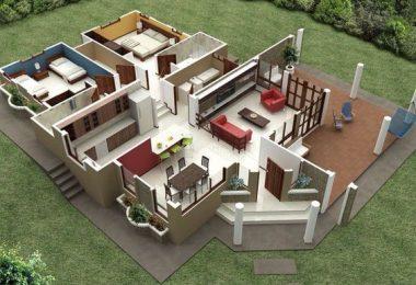 Kullanışlı ev modelleri