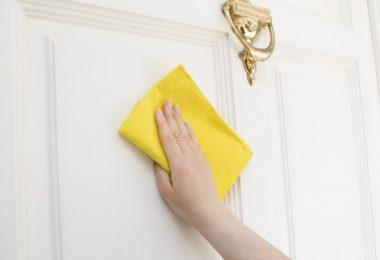 kapı nasıl temizlenir