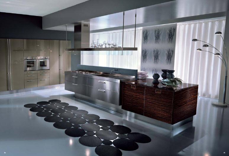 2019 Modern Mutfak Dekorasyon Örnekleri