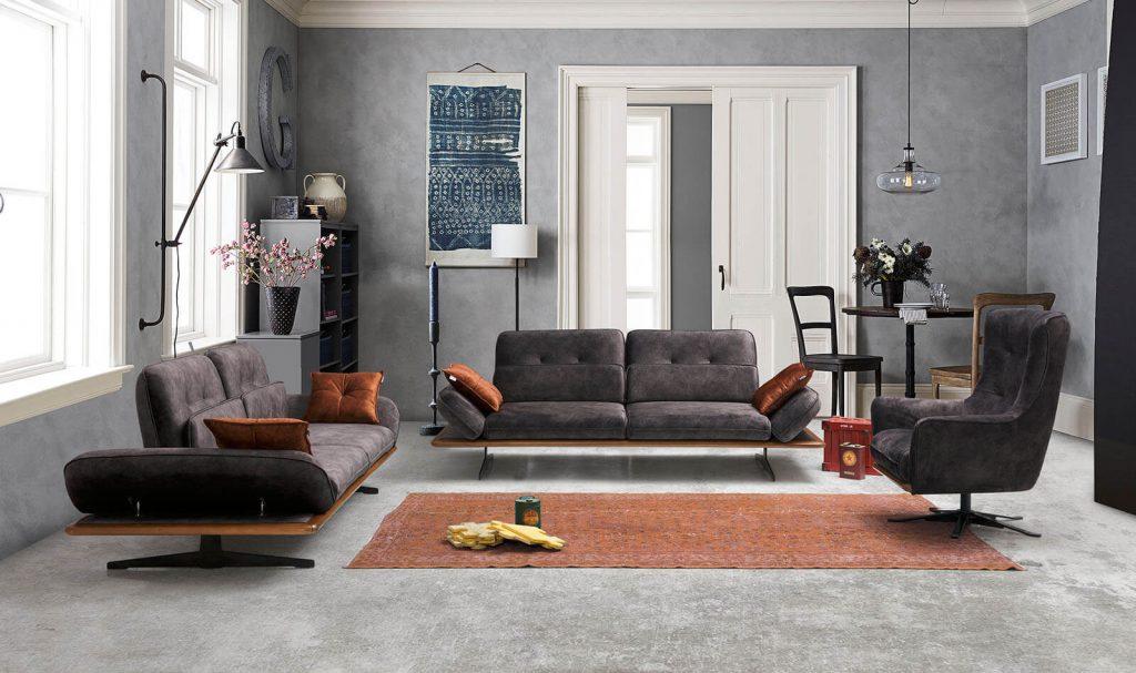 Modern Oturma Odası Modelleri 2019