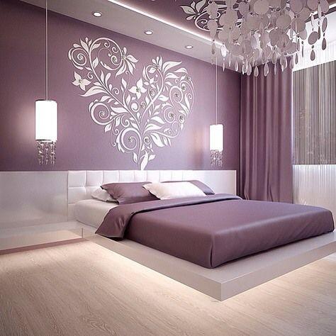 2019 ferah yatak odası dekorasyonları eri