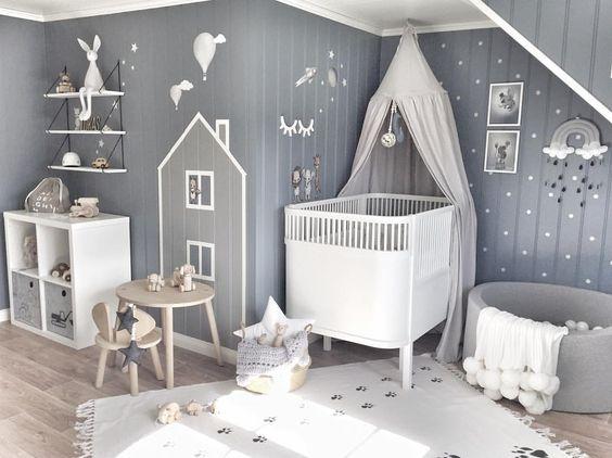 bebek odaları dizaynı