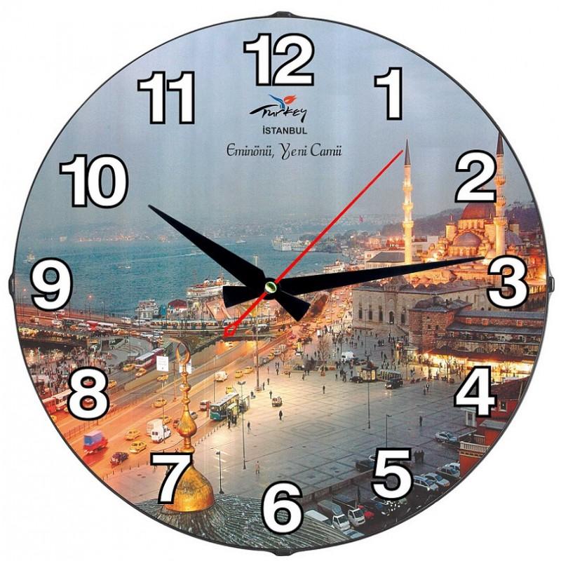 İstanbul Kentinden Kesitler Sunan Saat Seçenekleri