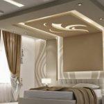 2019 Geniş Yatak Odası Dekorasyonu