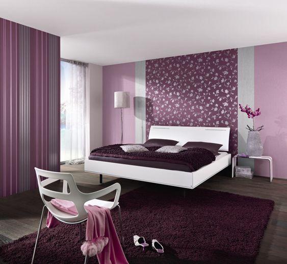 Modern yatak odası dekorasyonu özellikleri
