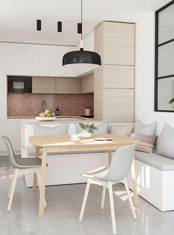 Mutfak Dekorasyonları için En Uygun Mobilya