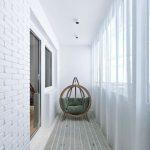 Cam Balkon İçin Perdeler