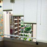 Cam Balkon İçin Perdesi