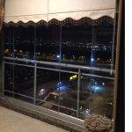 Cam Balkon İçin stor Perde mod3elleri