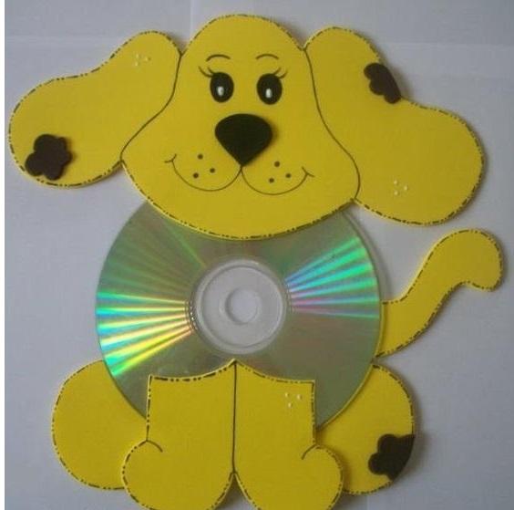 CD ' den köpek yapımı nasıl olur
