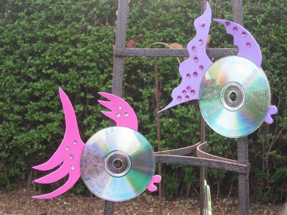 cd'den balık yapım aşamaları neler