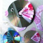 cd'den balık yapım aşamaları nelerdir