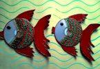 CD'den balık yapımı