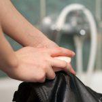 deri ceket temizliği