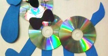CD ' den Köpek Yapımı